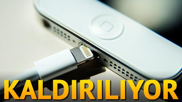 iPhone 7'den 3.5 mm kulaklık girişi kalkıyor