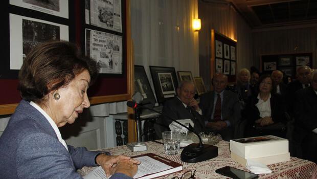 Pembe Köşk'te savaş yılları konuşuldu