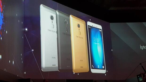 İşte Türk Telekom'un yeni telefonu