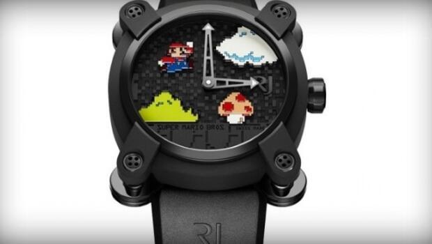 55 bin TL'ye Süper Mario saat isteyen?