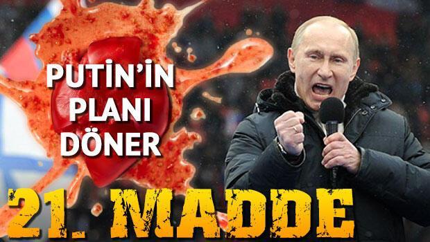Putin'in planı DTÖ'den döner