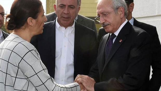 Kılıçdaroğlu'ndan Tahir Elçi'nin ailesine taziye ziyareti