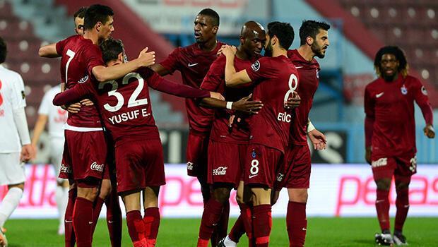 Trabzonspor 3-1 Eskişehirspor