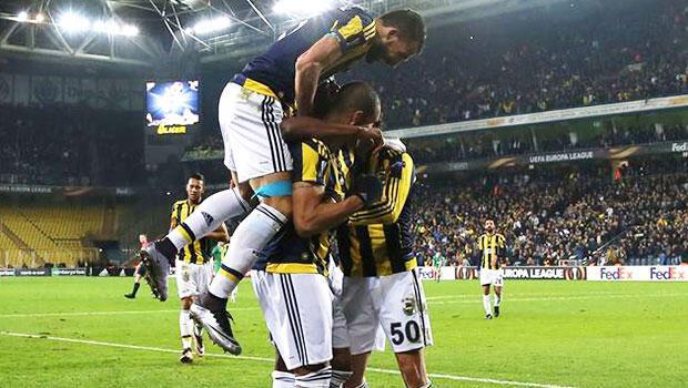 Fenerbahçe 1 - 1 Celtic