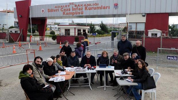 Cumhuriyet'ten Silivri'de yaz� i�leri toplant�s�