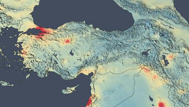 İstanbul'un havası 10 yılda fena bozuldu