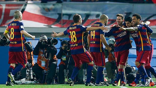 River Plate 0-3 Barcelona