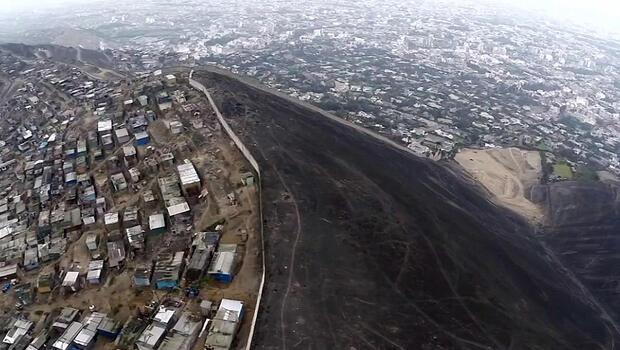 Peru'nun 'utanç duvarı'na tepkiler büyüyor