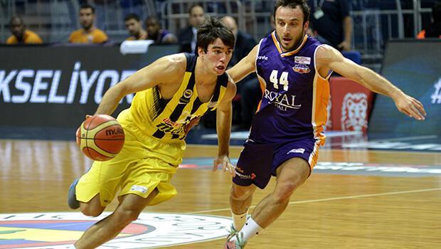 Fenerbahçe: 97 - Royal Halı Gaziantep: 85