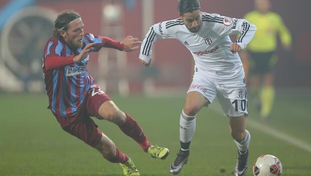 Beşiktaş'ta 1461 Trabzon Maçı Hazırlıkları Sürüyor