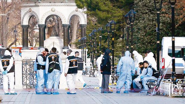 İstanbul'da dünyayı vurdular