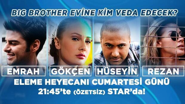 Big Brother Türkiye 'Haftanın Finali'