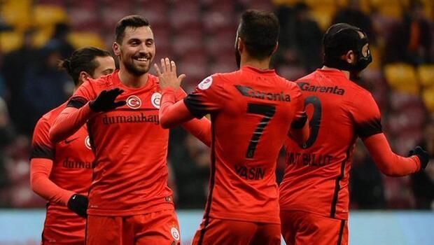 Video: Galatasaray vs Kastamonuspor
