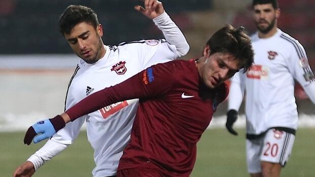 Gaziantepspor 2-0 Trabzonspor
