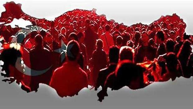 Türkiye'nin nüfusu 80 milyona yaklaştı