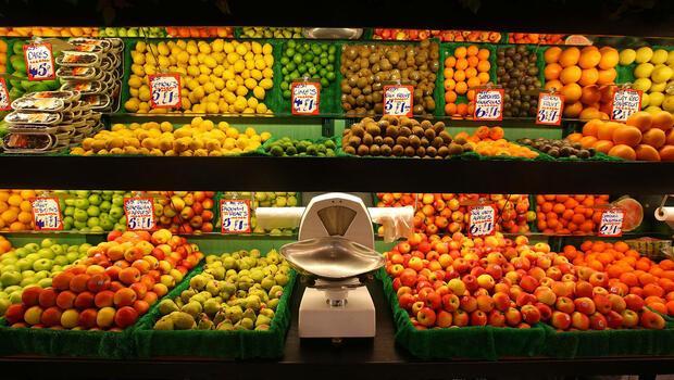 Kilo vermenizi sağlayacak 14 meyve ve sebze
