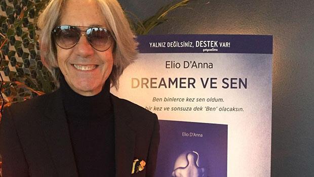 """Dreamer ve Sen kitabının yazarı Elio DAnna: Ben binlerce kez sen oldum. Sen bir kez ve sonsuza dek """"Ben"""" olacaksın"""