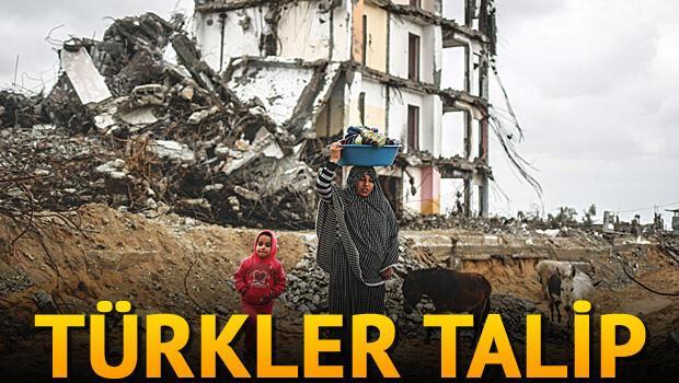 Türk iş dünyası zor günler geçiren Gazze'yi 5 milyar dolara yenilemek istiyor