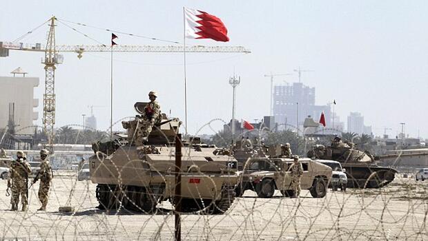 Bahreyn'den kara harekatı sinyali