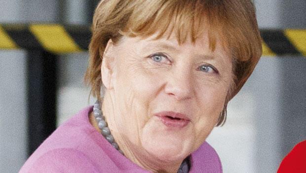 Merkel'den üç ayda ikinci ziyaret