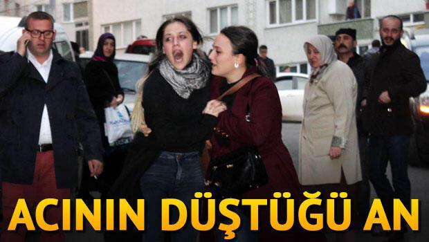 Sur şehidinin ateşi Trabzon'a düştü