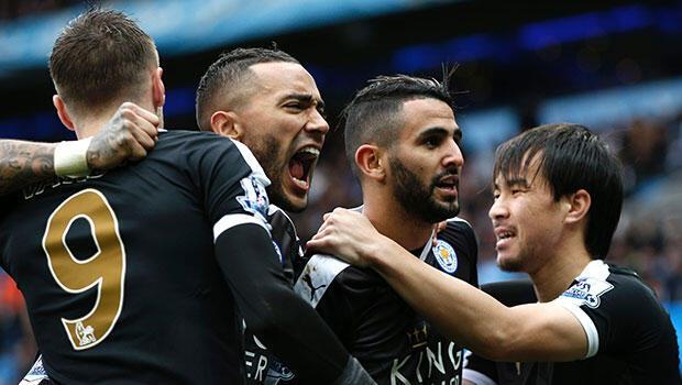 Mucizeler takımı Leicester City