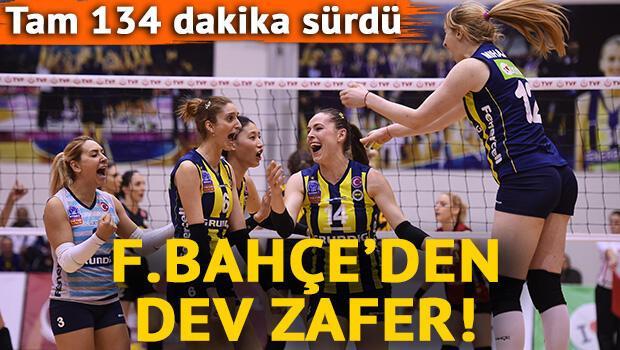 Fenerbahçe 3-2 Vakıfbank