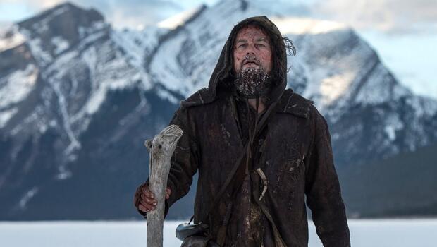 DiCaprio'nun güç gösterisi: The Revenant