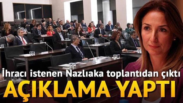 Aylin Nazlıaka: İsim vermedim