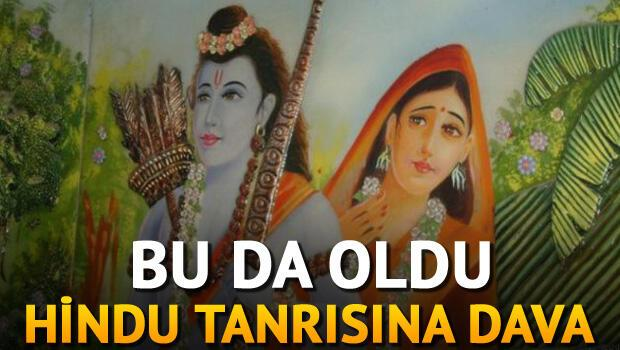 Hindistan'da bir avukat Hindu tanrısına dava açtı