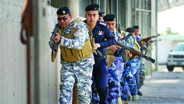 Irak, Musul için asker yığıyor
