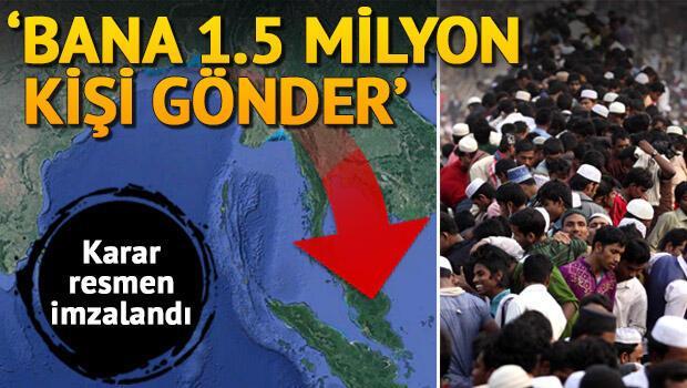 Bangladeş Malezya'ya 1.5 milyon işçi gönderecek