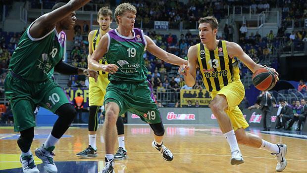 Fenerbahçe: 80 - Unicaja Malaga: 59
