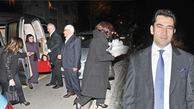 Kenan İmirzalıoğlu ve ailesi Sinem Kobalı istedi