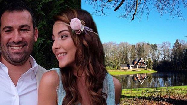 Burcu Kara ile Fırat Parlak evlendi