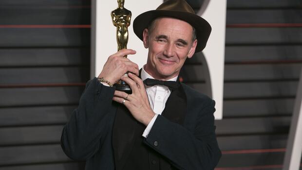 En İyi Yardımcı Erkek Oyuncu Oscarını kazanan Mark Rylance hakkında bilmeniz gereken 5 şey