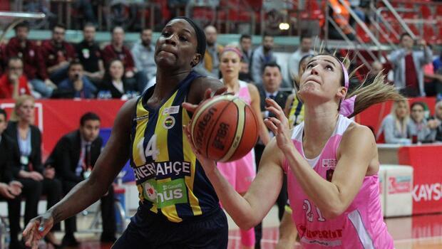 Fenerbahçe 83-64 Abdullah Gül Üniversitesi