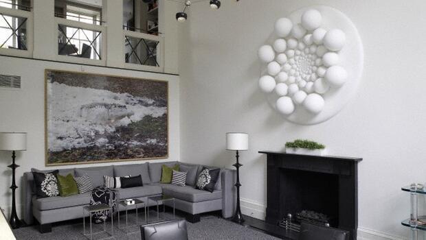 Modern ev dekorasyonu nas l yap l r stil haberleri for Ev dekorlari