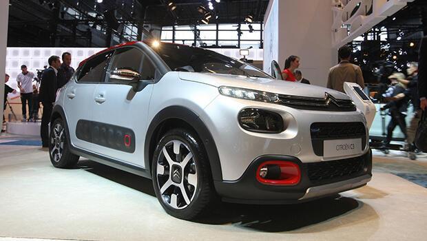 Paris Otomobil Fuarında yeni modeller tanıtıldı