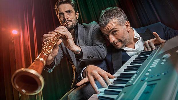 Ahmet Kural ve Murat Cemcir: Egolarımızı lego yaptık, oynadık...