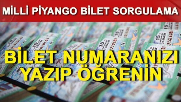 Milli Piyango 9 Ocak çekiliş sonuçları açıklandı İşte Milli Piyango sıralı tam liste