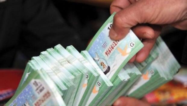 314 bin TLlik piyango biletleri kayıp