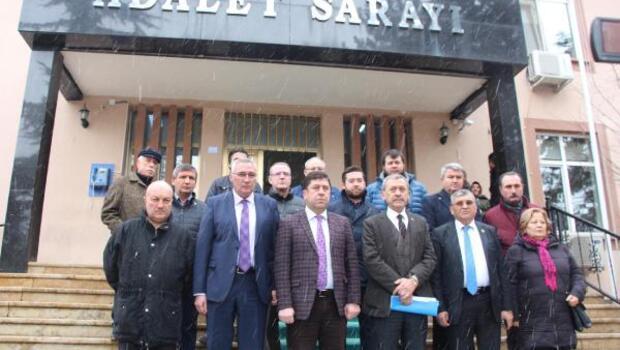 CHPden Son Savaş paylaşımına suç duyurusu