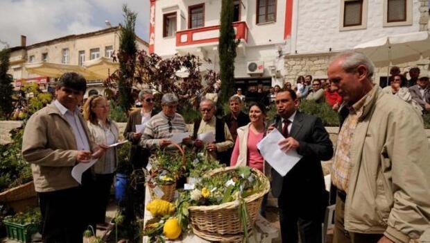 Çeşmenin ot festivali 6- 9 Nisanda