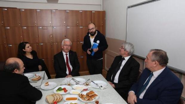 Türkiyeyi temsil edecek ekibe Başkan Yılmazdan destek