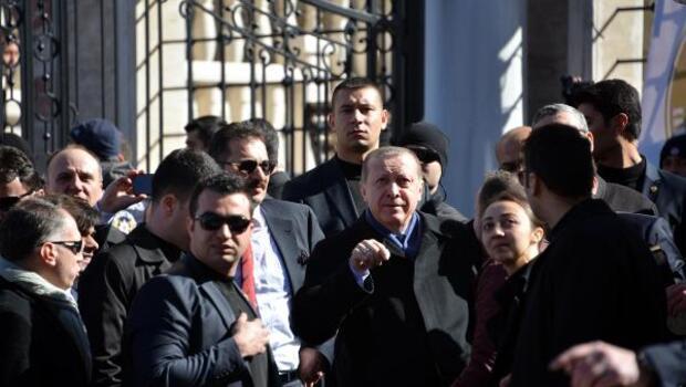 Cumhurbaşkanı Erdoğan Kahramanmaraşta - ek fotoğraflar