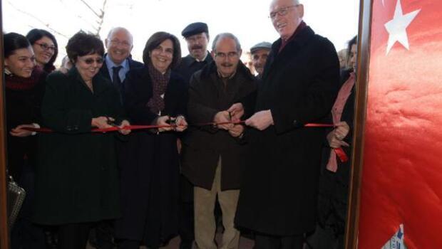 İkinci Bahar Yaşlı Merkezi açıldı