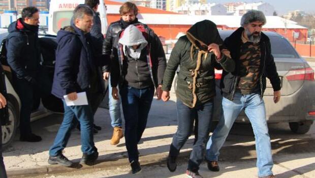 Sivasta PKK operasyonunda 13 tutuklama