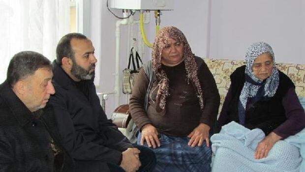 Hayatcan'dan şehit ailesine gıda yardımı