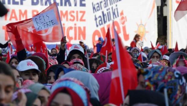 Erdoğan: Keşke Cumhurbaşkanlığı sistemine 1990lı yılların başında geçseydik (2)